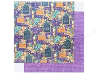 """scrapbooking & paper crafts: Graphic 45 Collection Midnight Masquerade Paper 12""""x 12"""" Romantic Rendezvous (25 pieces)"""