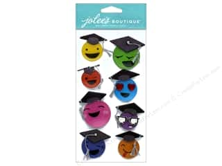 stickers: EK Jolee's Boutique Large Graduation Emoji