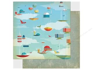 """Carta Bella Collection Space Academy Paper 12""""x 12"""" Space Stations (25 pieces)"""