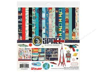 "Carta Bella Collection Space Academy Collection Kit 12""x 12"""