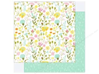 """Photo Play Collection Bloom Paper 12""""x 12"""" Flower Garden"""