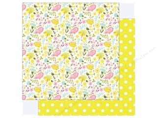 """Photo Play Collection Bloom Paper 12""""x 12"""" Birds & Bees"""
