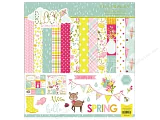 """Photo Play Collection Bloom Collection Pack 12""""x 12"""""""