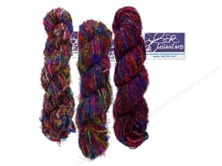 yarn & needlework: Leilani Arts Silk Yarn Multi 80yd