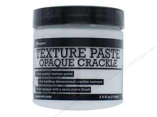Ranger Texture Paste 3.9 oz. Opaque Crackle