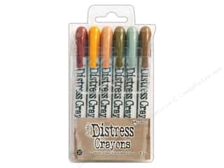 Ranger Tim Holtz Distress Crayon Set 10