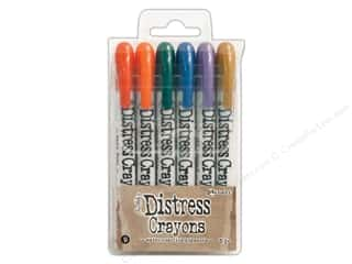 Ranger Tim Holtz Distress Crayon Set 9
