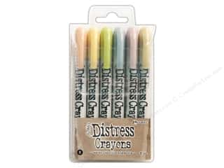 Ranger Tim Holtz Distress Crayon Set 8