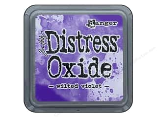 stamps: Ranger Tim Holtz Distress Oxide Ink Pad Wilted Violet