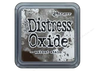 stamps: Ranger Tim Holtz Distress Oxide Ink Pad Walnut Stain