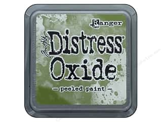 stamps: Ranger Tim Holtz Distress Ink Pad Oxide Peeled Paint