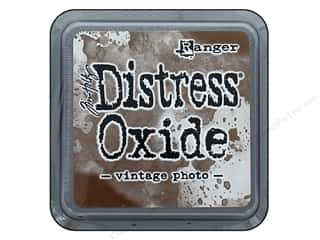 stamps: Ranger Tim Holtz Distress Oxide Ink Pad Vintage Photo