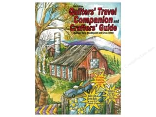 Clearance: Quilters Travel Companion 14th Edition 2016-2018