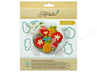 craft & hobbies: American Crafts Sweet Sugarbelle Shape Shifter Cookie Cutter Set Summer