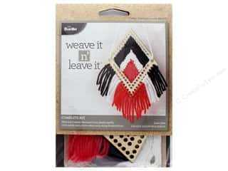 craft & hobbies: Bucilla Kits Weave It n Leave It Mini Classic Diamond