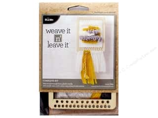 yarn & needlework: Bucilla Kits Weave It n Leave It Mini Rectangle