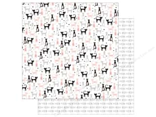 "My Mind's Eye Collection Meow Paper 12""x 12"" Kitten Party (25 pieces)"