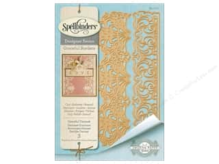 Spellbinders Die Card Creator Graceful Damask