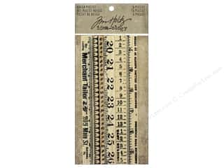 Tim Holtz Idea-ology Ruler Pieces