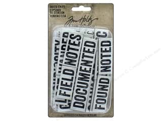 scrapbooking & paper crafts: Tim Holtz Idea-ology Quote Chips