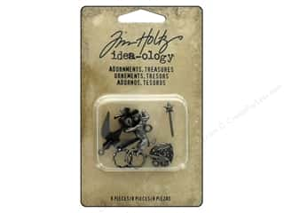 Tim Holtz Idea-ology Adornments Treasures