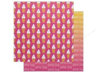 American Crafts Amy Tangerine 12 x 12 in. Paper On A Whim Super Fun (25 pieces)