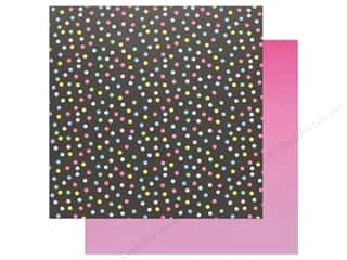 """ombre: AMC Collection On A Whim Amy Tangerine Paper 12""""x 12"""" Confetti (25 pieces)"""