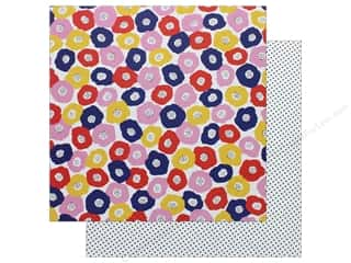 "AMC Collection On A Whim Amy Tangerine Paper 12""x 12"" Heaps Of Love (25 pieces)"