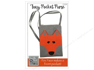 Vanilla House Patterns Foxy Pocket Purse Pattern