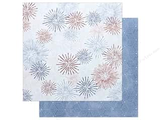 "scrapbooking & paper crafts: Pink Paislee Collection Sweet Freedom Paper 12""x 12"" #3 (25 pieces)"