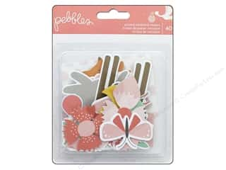 die cuts: Pebbles Collection Lullaby Ephemera Girl