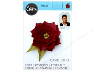 Sizzix Dies David Tutera Thinlits Large 3D Flower