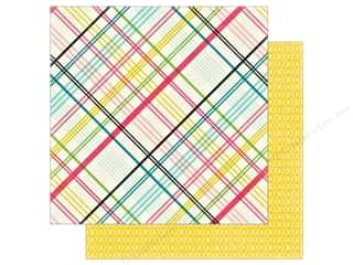 "Summer Fun: Echo Park Collection Summer Fun Paper 12""x 12"" Sunny Day (25 pieces)"