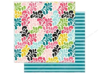 "summer splash: Echo Park Collection Summer Fun Paper 12""x 12"" Splash Into Summer (25 pieces)"