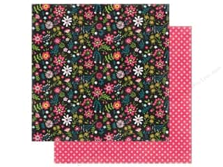 "Summer Fun: Echo Park Collection Summer Fun Paper 12""x 12"" Summer Blossoms (25 pieces)"