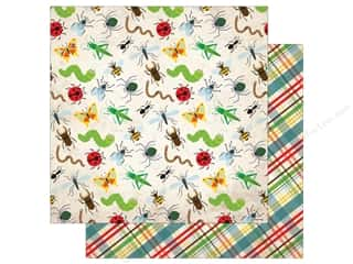 "Echo Park Collection Bug Paper 12""x 12"" Bugs (15 pieces)"