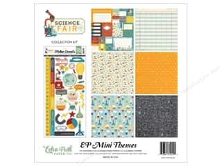 "Echo Park Collection Science Fair Collection Kit 12""x 12"""