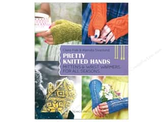 yarn: Pretty Knitted Hands: Mittens and Wrist Warmers for All Seasons Book by Clara Falk and Kamilla Svanlund