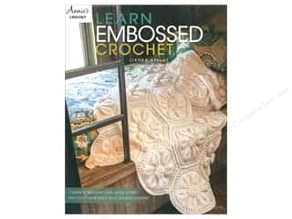 Learn Embossed Crochet Book by Lianka Azulay