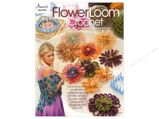 books & patterns: Flower Loom Crochet Book