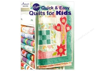 books & patterns: More Quick & Easy Quilts for Kids Book