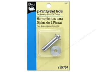 Dritz 2-Part Eyelet Tools