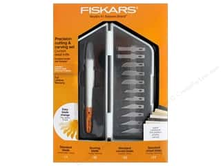 Fiskars Precision Cutting & Carving Set
