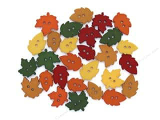 craft & hobbies: Jesse James Embellishments Raking Leaves