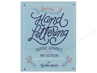 books & patterns: Hand Lettering: Creative Alphabets for Any Occasion Book by Thy Doan Graves