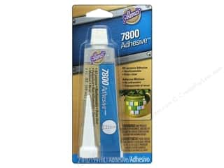 Glues Adhesives & Tapes: Aleene's 7800 Adhesive 2 oz.