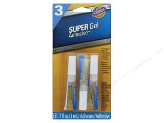 Aleene's Super Gel Adhesive 3 pc.