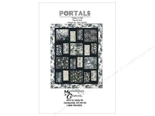 Clearance: Mountainpeek Creations Portals Pattern
