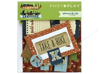 die cuts: Photo Play Collection Campfire Lakeside Combo Ephemera