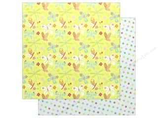 "scrapbooking & paper crafts: Photo Play Collection About A Little Girl Paper 12""x 12"" Flutter (25 pieces)"